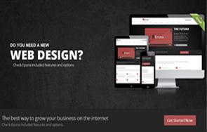 霍州官网设计
